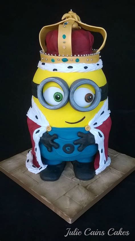 ideas  minion cakes  pinterest despicable