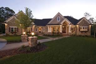 five bedroom homes traditional style house plans 7514 square foot home 2 story 5 bedroom and 4 bath 4 garage
