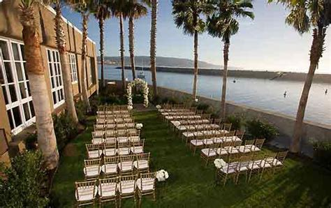 hotel portofino redondo beach venues wedding officiants