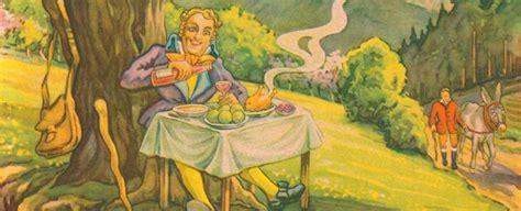 Tischlein Deck Dich Im Mittelalterlichen