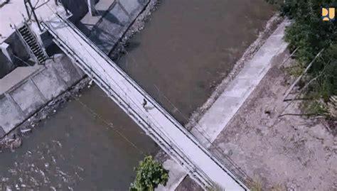 kementerian pupr ri jembatan gantung nawacita  bantul