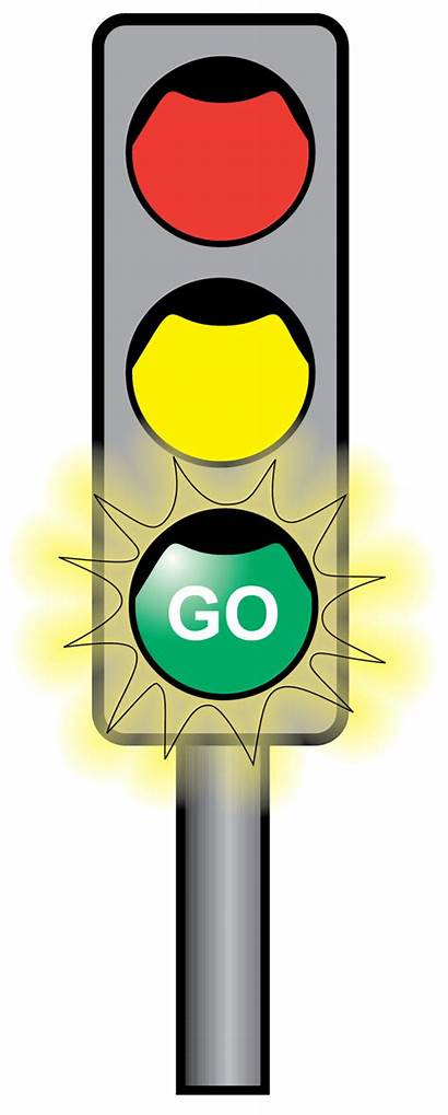 Traffic Clipart Clip Stoplight Signal Template Stop
