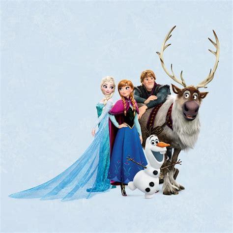 disney collection frozen frozen elsa anna kristoff