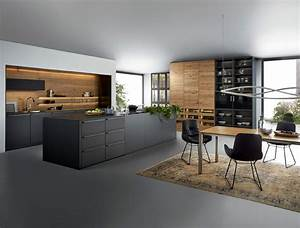 Kitchen design trends 2018 2019 colors materials for Kitchen cabinet trends 2018 combined with large driftwood wall art
