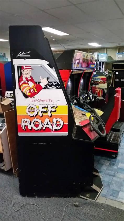 ivan stewarts  road arcade classics australia