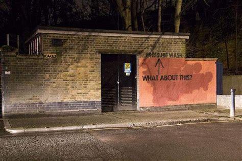 graffiti artist  council cleaner   match