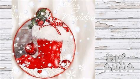 decoupage christmas wooden decoration diy ideas