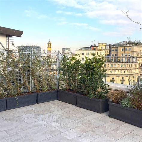 Progettazione Giardino Pensile Milano  Primanatura Giardini