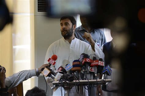 Rahul Gandhi Appears before Court in Defamation Case ...