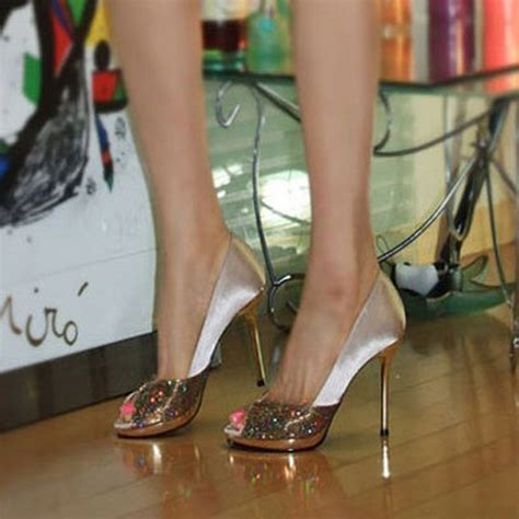 colored wedding shoes 2015 bridal high heeled shoes s wedding shoes