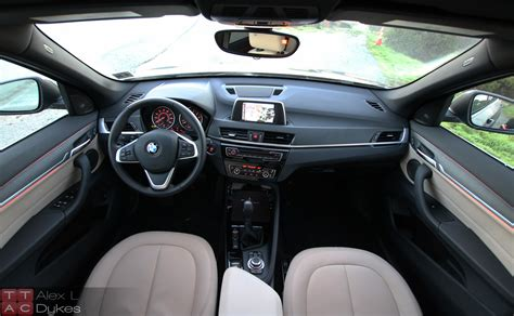 bmw x1 interior 2016 bmw x1 review the un bmw