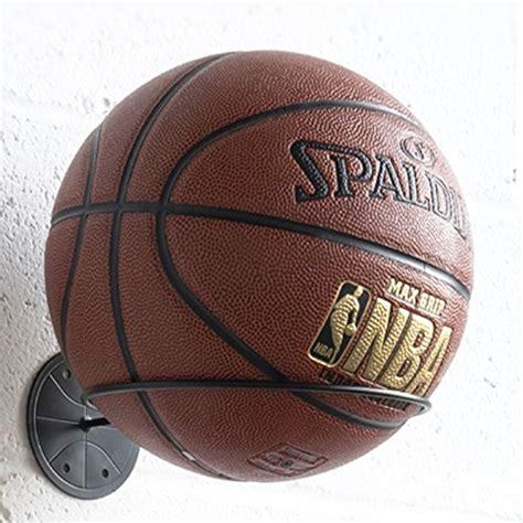 Wallniture Sports Wall Mounted Sports Ball Holder Display
