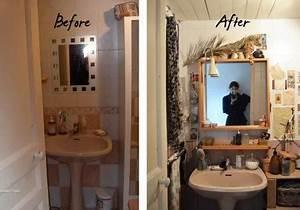 Relooking Salle De Bain Avant Apres : avant apr s 1 mon ancienne salle de bain marseille ~ Zukunftsfamilie.com Idées de Décoration