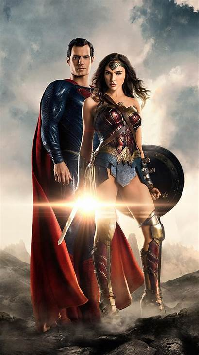 Wonder Superman Woman Justice League 4k Wallpapers