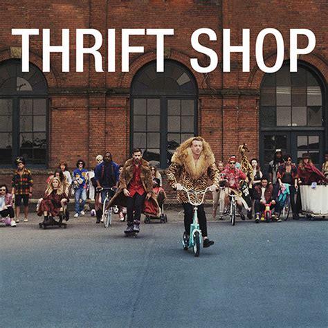 Macklemore Lewis Thrift Shop Or White Boy