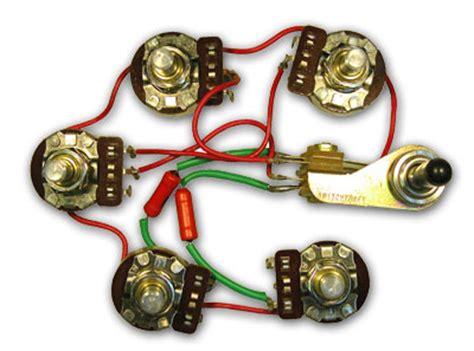 Rickenbacker 620 Wiring Diagram by Harness Assy 5 L H