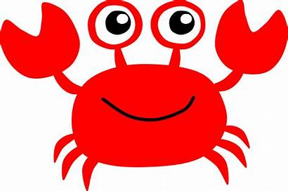 Crab Clipart Clip Svg Easy Sign Openclipart