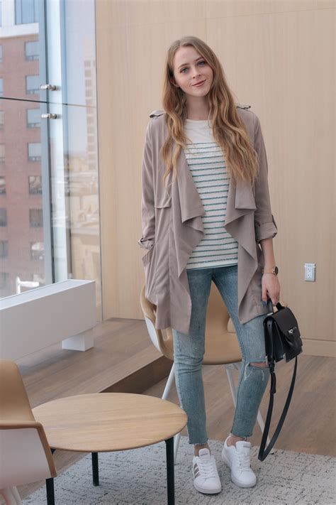 The Ultimate Study Outfit + Adidas Neo Advantage Review - nataliastyle