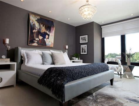 Wohlfühlfarben Fürs Schlafzimmer by Mehr Als 150 Unikale Wandfarbe Grau Ideen