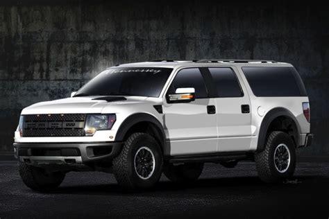 Hennessey Transforms Ford F-150 Svt Raptor Into