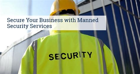Security Services In London, Essex & Kent