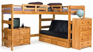 15 Ideas of Bunk Beds With Desk