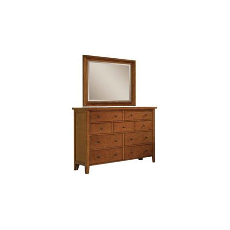 Cognac Dresser by Lina Furnishings Cognac Dresser