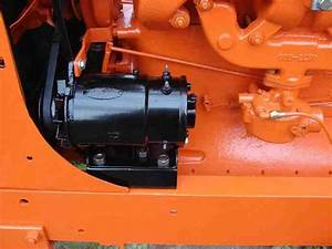 Wd45 Wiring - Allis Chalmers Forum