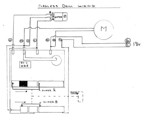 Wiring Trigger Circuit For Cordless Drill Diynot Forums