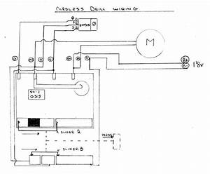 Typical Electric Drill Switch Wiring Diagram
