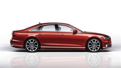 2019 Audi A8 Sedan Revealed