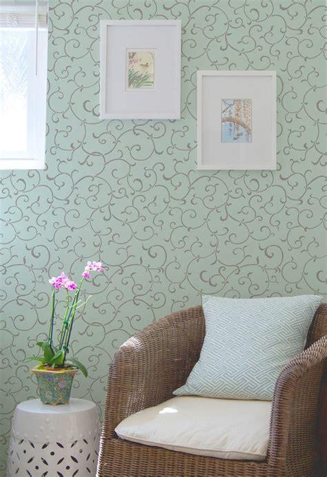 royal design studio allover pattern stencils vine stencil royal
