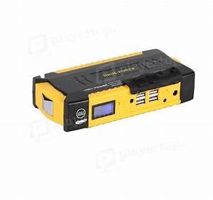 Chargeur Démarreur Batterie Voiture : chargeur d marreur booster batterie 12 v pour voiture diesel player top ~ Nature-et-papiers.com Idées de Décoration