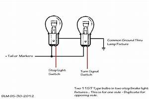 Light Bulb And Switch Wiring Diagram