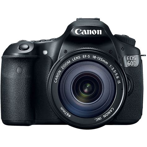 Canon Slr The Best Shopping For You Canon Eos 60d 18 135mm