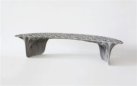 Ping pong table printed in 3D system