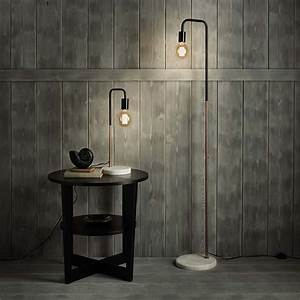 The gbp20 vintage light from aldi stylists are raving about for Aldi led floor lamp