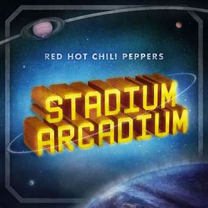 Red Hot Chili Peppers Stadium Arcadium Album Cover, Red ...