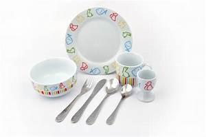 Geschirr Mit Tiermotiven : gr we kindergeschirr set aus porzellan mit kinderbesteck 8 tlg graewe ~ Sanjose-hotels-ca.com Haus und Dekorationen