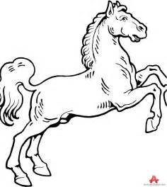 HD wallpapers coloring pages of horses