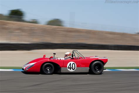 Lola T212 Cosworth - Chassis: HU23 - 2009 Monterey ...
