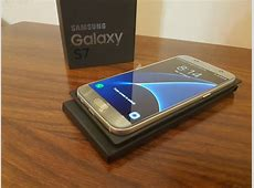 Samsung Galaxy S7 and S7 Edge Unboxing Android Authority