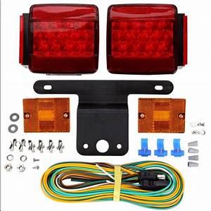 Led Universal Trailer Lighting Kit By Truck Lite  5051dk
