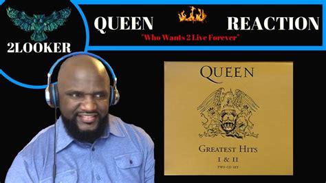 wants forever queen