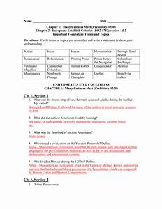 Chapter 1 Section 4 The Reformation Continues Worksheet