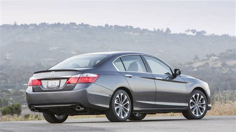 2014 Honda Accord Sport Sedan Review Notes