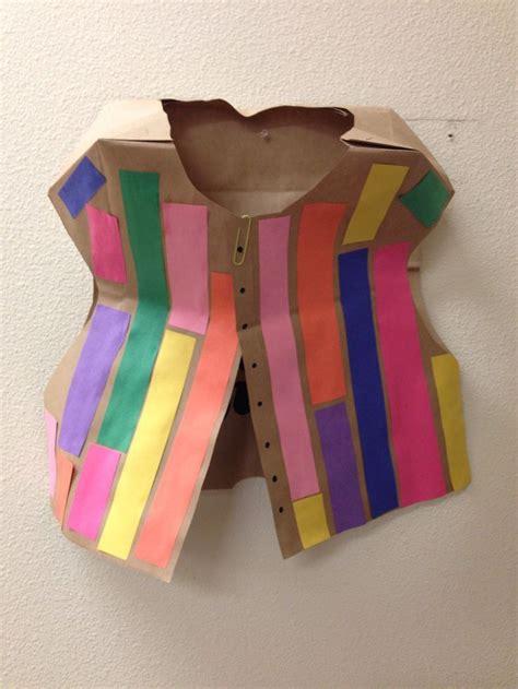 joseph  coat   colors craft bible crafts
