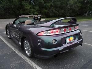 1997 Mitsubishi Eclipse Spyder - Pictures
