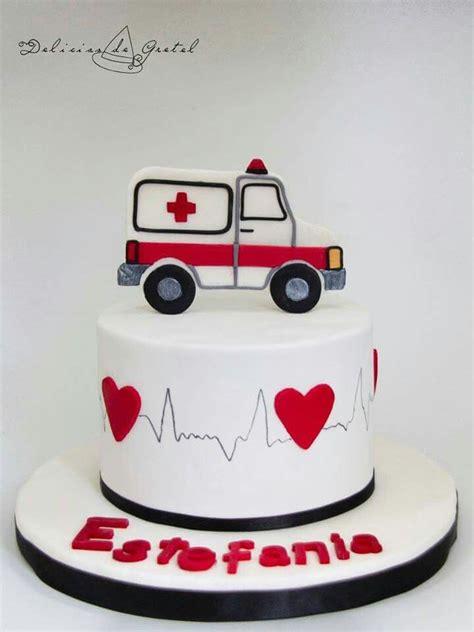ideas  ambulance cake  pinterest