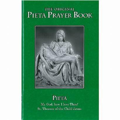 Pieta Catholic Prayer Roman Prayers Traditional Books